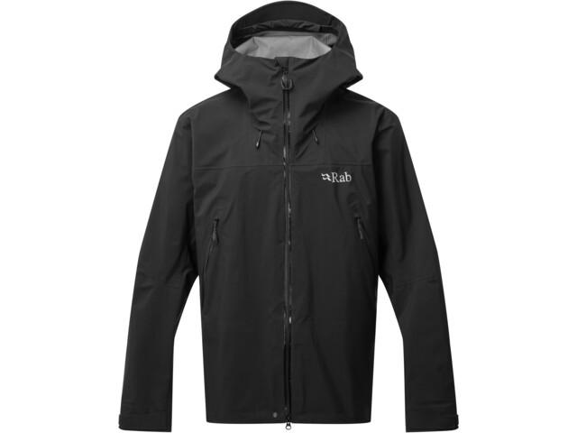 Rab Kangri GTX Jacket Men, zwart